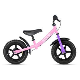 """RoyalBaby ChipMunk Steel Balance Bike 12"""" Kids, pink"""